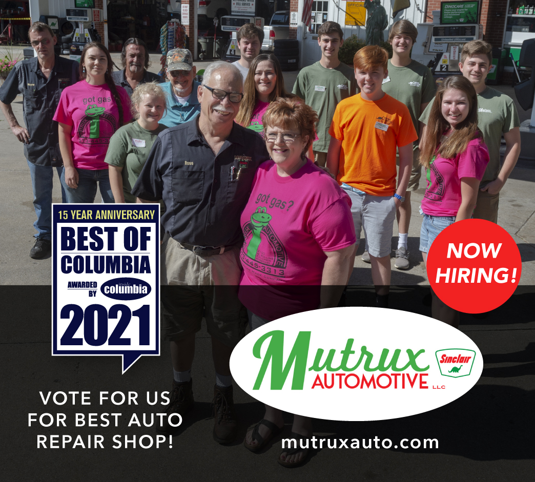 BOC Vote for Mutrux