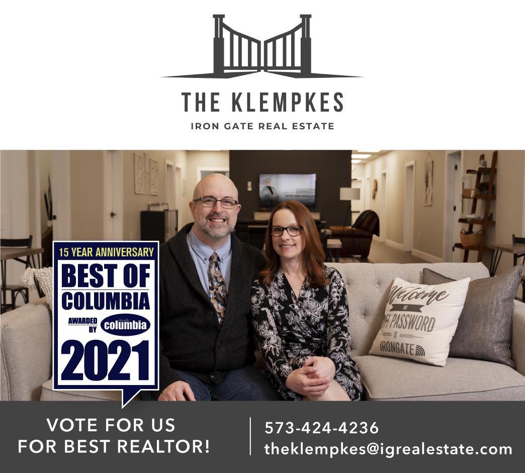 BOC Vote for The Klempaes Realtors